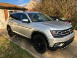 2018 VW ATLAS V6 SEL Premium W/4MOTION